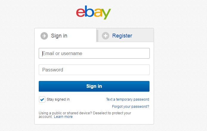 Ebay UK phone number