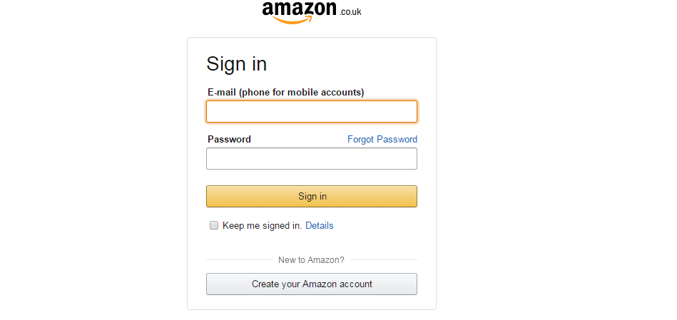 Amazon phone numbers UK