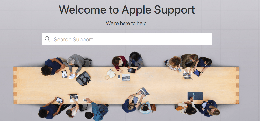 Apple support phone number UK