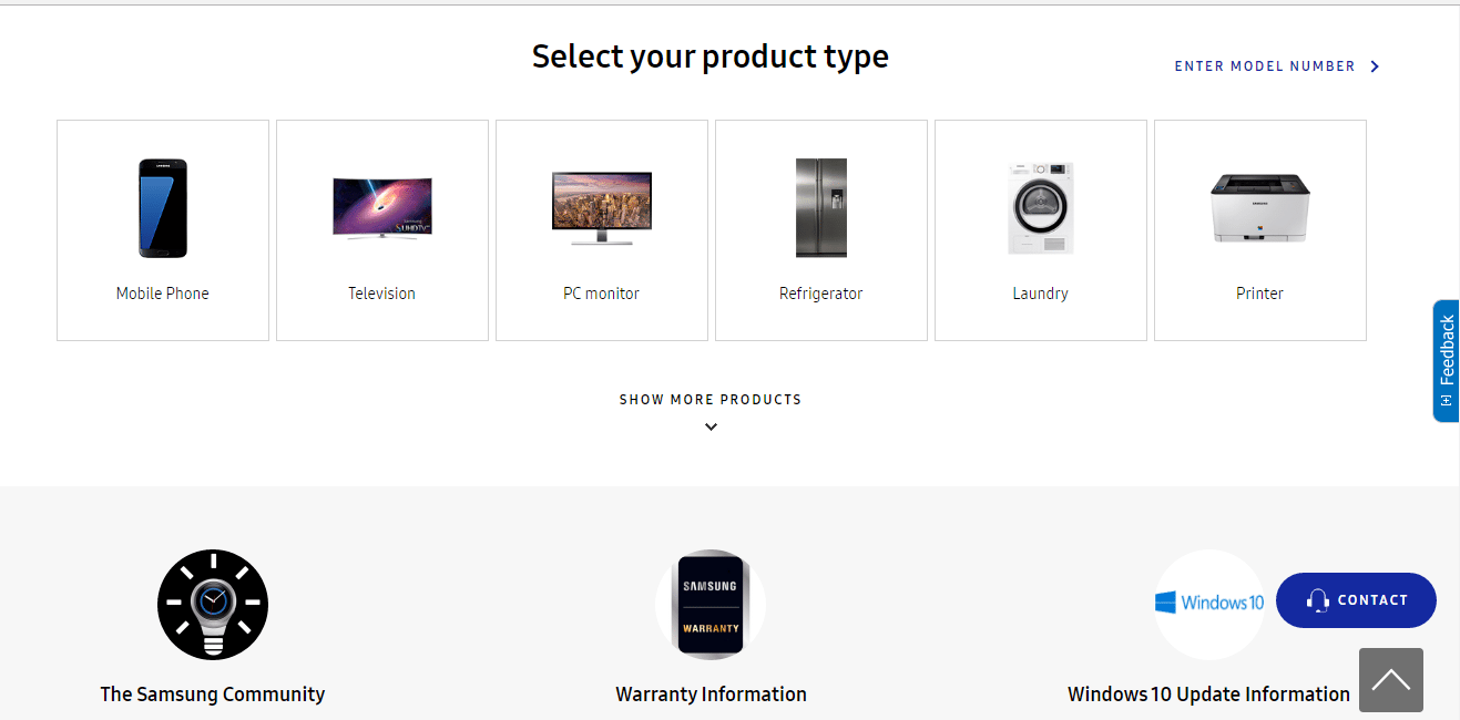 Samsung UK Phone Number
