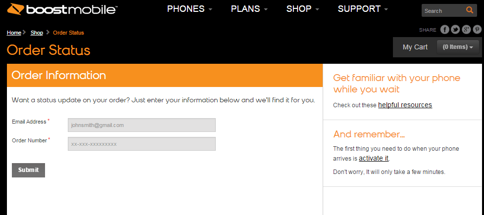 Boost Mobile Contact Number