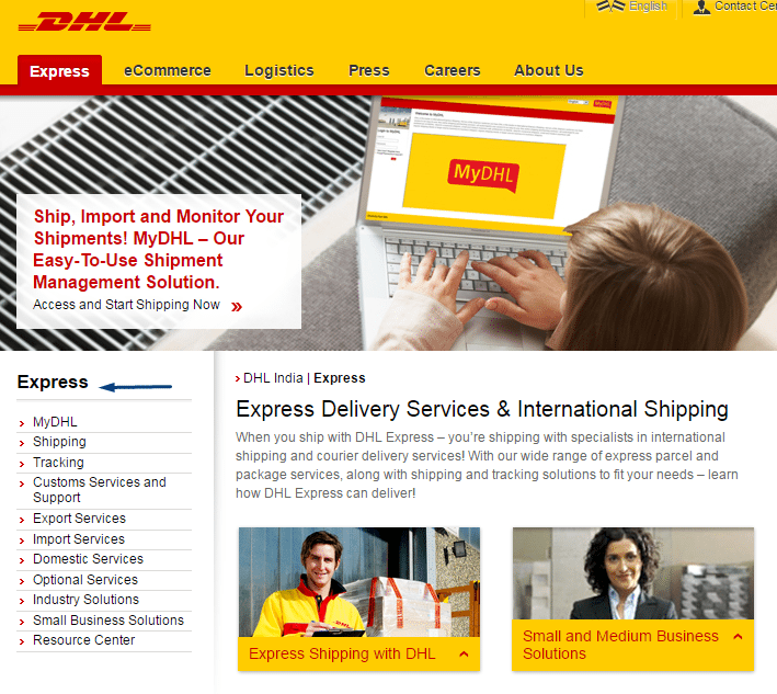 DHL Telephone Numbers – Direct Call on 0025299011075
