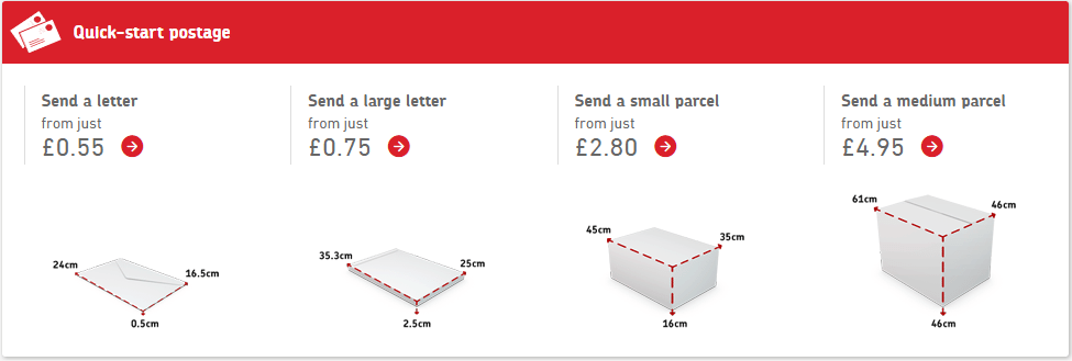 Royal Mail UK customer service