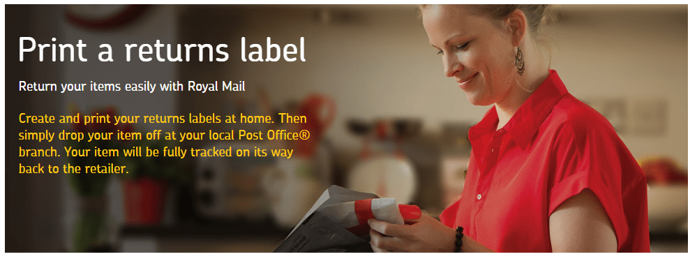 Royal Mail UK customer service number