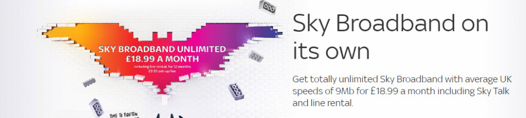 Sky customer care services UK