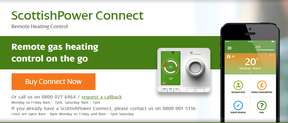 Scottish Power Helpline Number UK