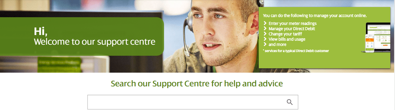 Scottish Power helpline UK