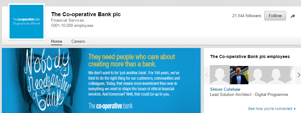 Co-op bank numbers