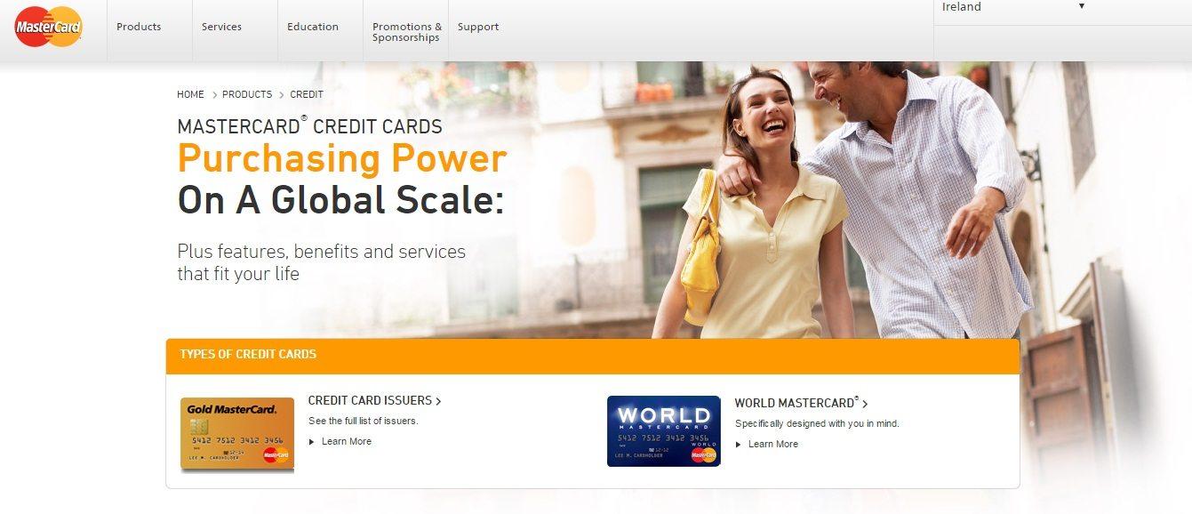 MasterCard phone number