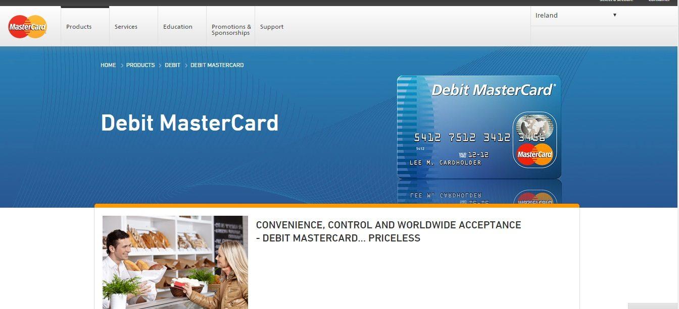 MasterCard helpline number