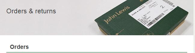 John Lewis Phone Numbers