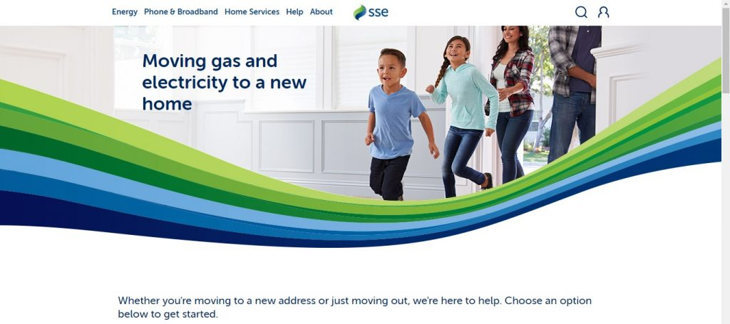 SSE Service Numbers
