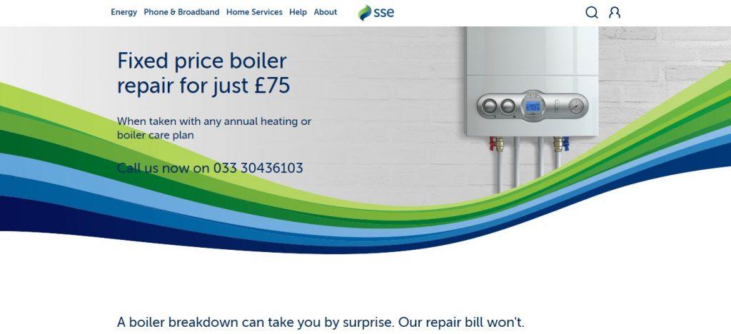 SSE Customer Service Helpline