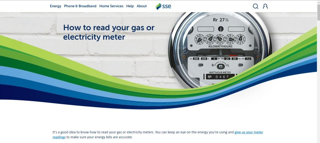 SSE customer care numbers