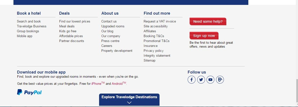 Travelodge Helpline Number 0025299011075 - 2018 Working Numbers