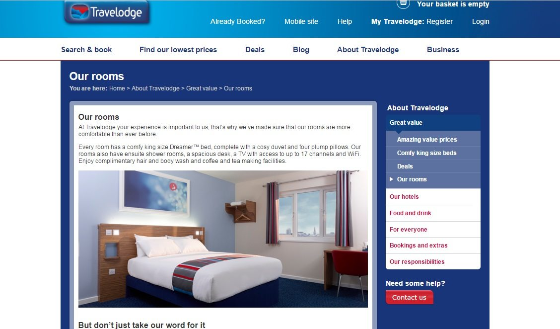 Travelodge phone number