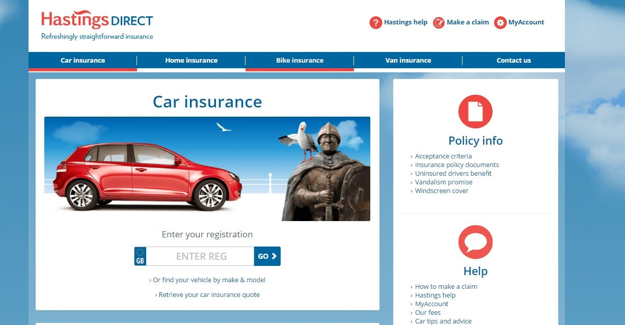 Open And Direct Car Insurance Contact Number