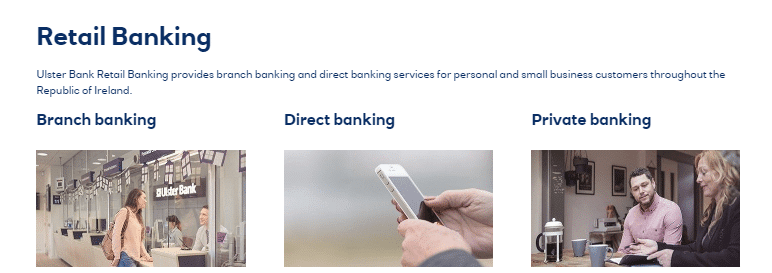 Ulster Bank contact numbers UK