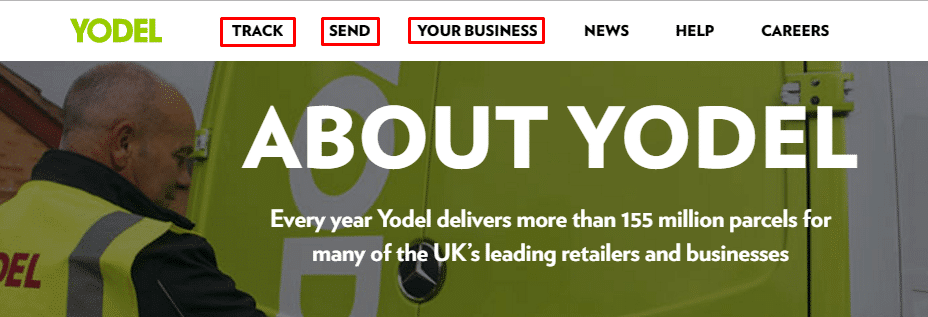 Yodel customer care numbers