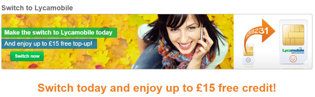 Lycamobile UK helpline numbers