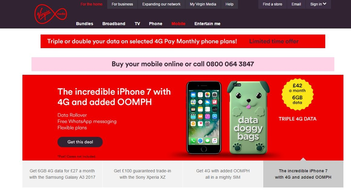 Virgin Media Phone Numbers – Direct Call on 0844 3069110